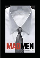 Cover image for Mad men. Season two / created by Matthew Weiner ; executive producer, Matthew Weiner ; Lions Gate Television Inc. ; Weiner Bros. ; AMC.