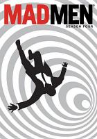Cover image for Mad men. Season four / Lions Gate Television Inc. ; created by Matthew Weiner.