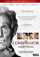 Cover image for The conspirator / directed by Robert Redford.