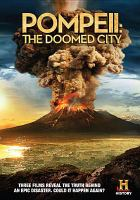 Cover image for Pompeii : the doomed city.