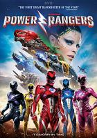 Cover image for Power Rangers / Lionsgate presents ; in association with TIK Films (Hong Kong) Limited ; a Lionsgate/Temple Hill production ; producers, Haim Saban, Brian Casentini, Wyck Godfrey, Marty Bowen ; screenplay by John Gatins ; story by Matt Sazama, Burk Sharpless, Michele Mulroney, Kieran Mulroney ; director, Dean Israelite.