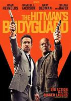 Cover image for The hitman's bodyguard / Summit Entertainment and Millennium Media present ; in association with Cristal Pictures and East Light Media and TIK Films (Hong Kong) Limited ; a Millennium Media/Nu Boyana Film Studios/CGF production ; a film by Patrick Hughes ; produced by John Thompson, Matt O'Toole, Les Weldon, Mark Gill ; written by Tom O'Connor ; directed by Patrick Hughes.