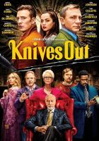 Cover image for Knives out / Lionsgate and MRC present ; a T-Street production ; a film by Rian Johnson ; produced by Ram Bergman, Rian Johnson ; written and directed by Rian Johnson.
