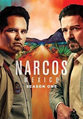 Cover image for Narcos, Mexico. Season one.