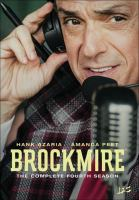 Cover image for Brockmire. The complete fourth season / An IFC original production ; Funny or Die Media, Inc.