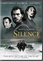 Cover image for Silence / Paramount Pictures, SharpSword Films and AI Film present ; in association with CatchPlay, IM Global and Verdi Productions ; a Waypoint Entertainment, Sikelia and Fábrica de Cine production ; produced by Martin Scorsese, Emma Tillinger Koskoff, Randall Emmett, Barbara De Fina, Gastón Pavlovich, Irwin Winkler, Vittorio Cecchi Gori, David Lee ; screenplay by Jay Cocks & Martin Scorsese ; directed by Martin Scorsese.