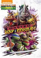 Cover image for Tales of the Teenage Mutant Ninja Turtles. Wanted: Bebop & Rocksteady / Viacom International Inc.