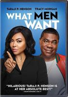 Cover image for What men want / Paramount Pictures and Paramount Players present a Will Packer Productions ; produced by Will Packer, James Lopez ; screenplay by Tina Gordon and Peter Huyck & Alex Gregory ; directed by Adam Shankman.