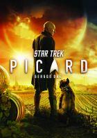 Cover image for Star Trek. Picard. Season one / created by Akiva Goldsman & Michael Chabon & Kirsten Beyer & Alex Kurtzman.