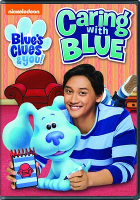 Cover image for Blue's clues & you! Caring with Blue.