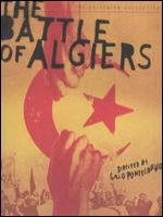 Cover image for The battle of Algiers = La battaglia di Algeri = un film de Gillo Pontecorvo ; scňario de Franco Solinas ; production Casbah Films, Igor Film ; produit par Yacef Saadi.