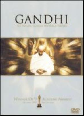 Cover image for Gandhi / Columbia Pictures ; International Film Investors ... [and others] present Richard Attenborough's film ; produced by Richard Attenborough ; written by John Briley ; directed by Richard Attenborough.