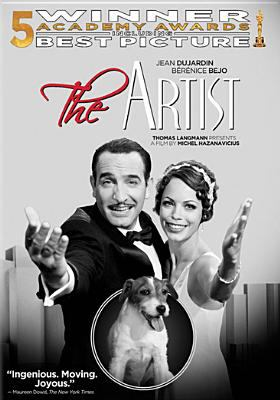 Cover image for The artist / the Weinstein Company and Thomas Langmann present a La Petite Reine ... [et al.] co-production ; produced by Thomas Langmann ; written and directed by Michel Hazanavicius.