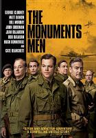 Cover image for The monuments men / director, George Clooney.