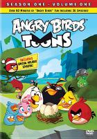 Cover image for Angry birds toons. Season one, volume one.