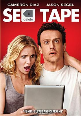 Cover image for Sex tape / Columbia Pictures presents ; an Escape Artists production ; screenplay by Kate Angelo and Jason Segel & Nicholas Stoller ; produced by Todd Black, Jason Blumenthal, Steve Tisch ; directed by Jake Kasdan.