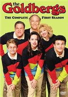 Cover image for The Goldbergs. The complete first season.