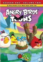 Cover image for Angry birds toons. Season one, volume two / Rovio.