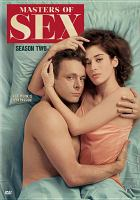 Cover image for Masters of sex. Season two.