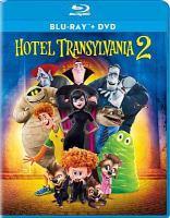 Cover image for Hotel Transylvania 2 [BLU-RAY] / written by Robert Smigel & Adam Sandler ; produced by Michelle Murdocca ; directed by Genndy Tartakovsky.