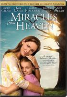 Cover image for Miracles from Heaven.
