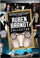 Cover image for Ruben Brandt, collector / writtend, directed, produced and designed by Milorad Krstić.