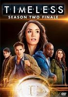 Cover image for Timeless. Season two finale.