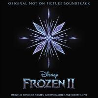 Cover image for Frozen II [sound recording] : original motion picture soundtrack.
