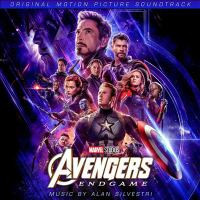 Cover image for Avengers [sound recording] : endgame / music by Alan Silvestri.