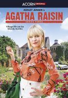 Cover image for Agatha Raisin. Series three / director, Carolina Giammetta.