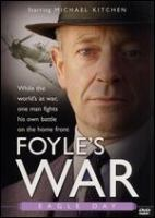 Cover image for Foyle's war. Set 1, Eagle day / Greenlit Productions, produced in association with Paddock Productions ; produced by Simon Passmore and Jill Green ; written and created by Anthony Horowitz ; directed by Jeremy Silberston.
