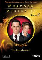 Cover image for Murdoch mysteries. Season 2 / a Shaftesbury Films Production in association with ITV Global Entertainment ; written by Derek Schreyer ... [et al.] ; directed by Paul Fox ... [et al.] ; produced by Laura Harbin ... [et al.].