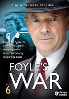 Cover image for Foyle's war. Set 6, The Russian house / Greenlit Rights Ltd.
