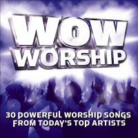 Imagen de portada para WOW worship [sound recording] : 30 powerful worship songs from today's top artists.