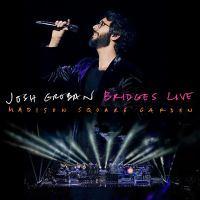 Cover image for Bridges live [sound recording] : Madison Square Garden / Josh Groban.