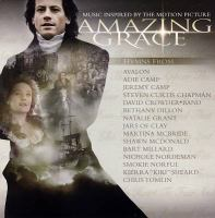 Imagen de portada para Amazing grace [sound recording] : music inspired by the motion picture.