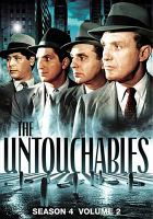 Cover image for The untouchables. Season 4, volume 2 / Paramount Pictures ; CBS Studios Inc.