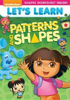 Cover image for Let's learn. Patterns & shapes.