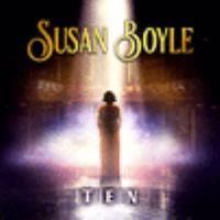 Cover image for Ten [sound recording] / Susan Boyle.