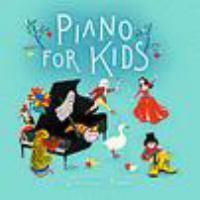Cover image for Piano for kids [sound recording] / Corinna Simon.