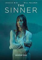 Cover image for The sinner. Season one / developed by Derek Simonds.
