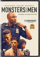 Cover image for Monsters and men / [written and directed by Reinaldo Marcus Green].