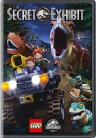 Cover image for LEGO Jurassic world. The secret exhibit.
