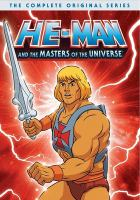 Cover image for He-man and the masters of the universe. Season 1.