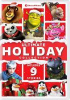Cover image for Dreamworks ultimate holiday collection.