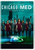 Cover image for Chicago med. Season five.