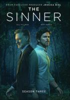 Cover image for The sinner. Season three.
