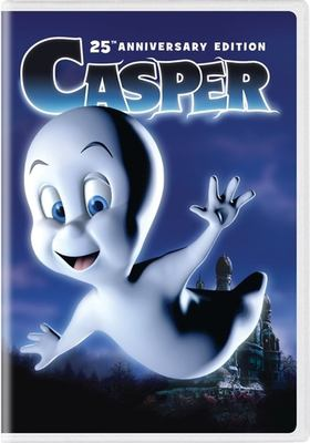 Cover image for Casper / a film by Brad Silberling.