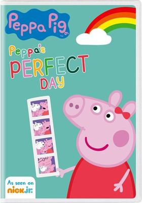 Cover image for Peppa pig. Peppa's perfect day.