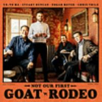 Cover image for Not our first goat rodeo.